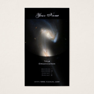 The Mice (NGC 4676) Business Card