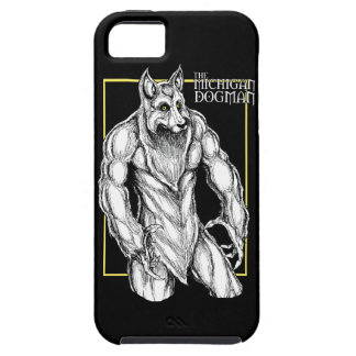 The Michigan Dogman iPhone SE/5/5s Case