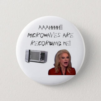The microwaves are recording me button