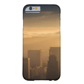The mid-Market (Civic Center) district of San iPhone 6 Case