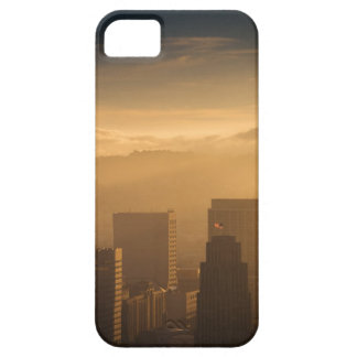 The mid-Market (Civic Center) district of San iPhone 5 Case