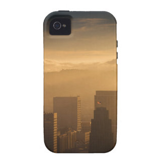 The mid-Market (Civic Center) district of San Vibe iPhone 4 Cover