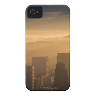 The mid-Market (Civic Center) district of San iPhone 4 Cover