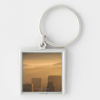 The mid-Market (Civic Center) district of San Keychain