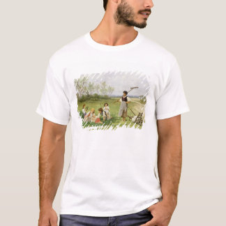 The Midday Rest (oil on panel) T-Shirt
