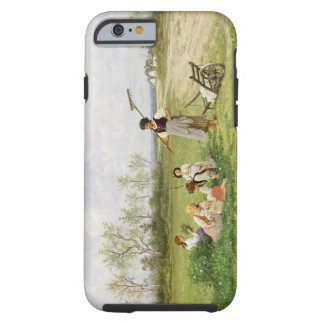 The Midday Rest (oil on panel) Tough iPhone 6 Case