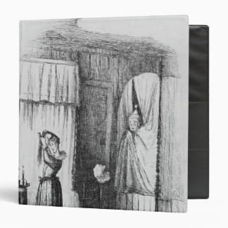The Middle-Aged Lady in the Double-Bedded Room Binder