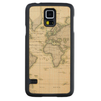 The Middle Barometer Carved® Maple Galaxy S5 Slim Case