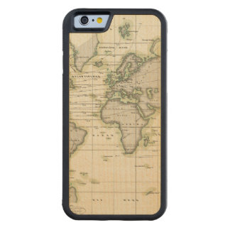 The Middle Barometer Carved® Maple iPhone 6 Bumper Case