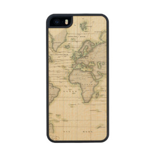 The Middle Barometer Wood iPhone SE/5/5s Case