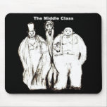 The Middle Class mouse pad