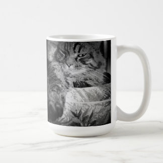 The Middle Claw Classic White Coffee Mug