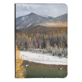 The Middle Fork Of The Flathead River Kindle Touch Case