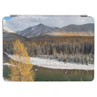 The Middle Fork Of The Flathead River iPad Air Cover