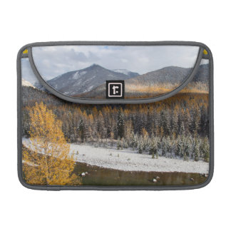 The Middle Fork Of The Flathead River MacBook Pro Sleeves