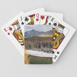 The Middle Fork Of The Flathead River Card Decks