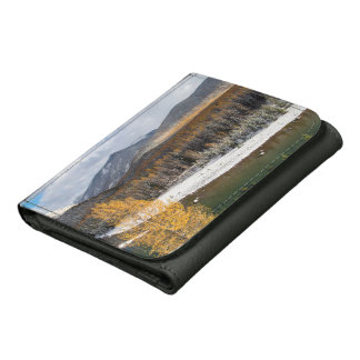 The Middle Fork Of The Flathead River Wallets