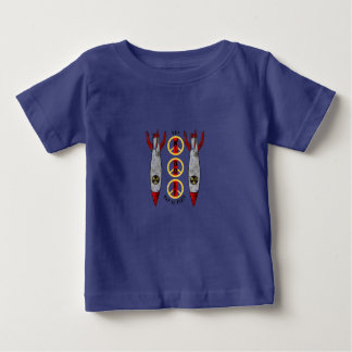 The Middle Way to Peace Baby T-Shirt