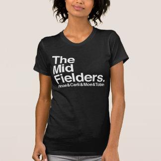 The Midfielders US Women's Soccer T-Shirt