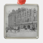 The Midland Hotel, Manchester, c.1910 Metal Ornament