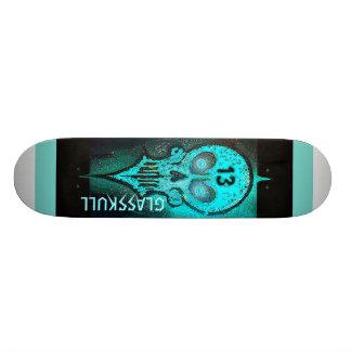 the MIDNIGHT ROLLER Custom Skate Board