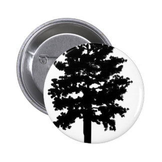 the midnight woods pinback button