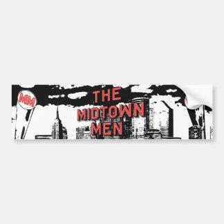 THE MIDTOWN MEN - BUMPER STICKER