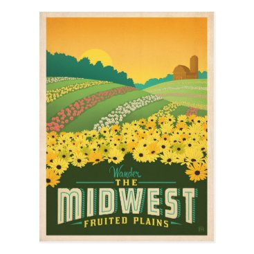 AndersonDesignGroup The Midwest | United States Postcard
