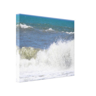 The Mighty Atlantic Canvas Print