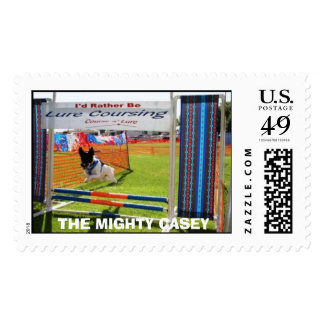 THE MIGHTY CASEY STAMP