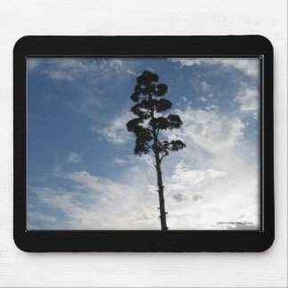 The Mighty Century Plant Mouse Pad