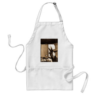 The Mighty Fitz - Rudder & Prop Adult Apron