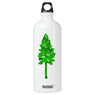 The Mighty Fortress Aluminum Water Bottle