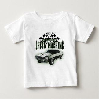 The Mighty Green Machine Baby T-Shirt