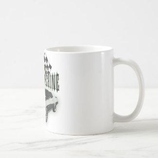 The Mighty Green Machine Coffee Mug