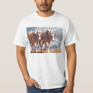 The Mighty Haflinger T-Shirt