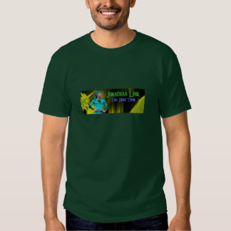 The Mighty Link green tunic Tee Shirt