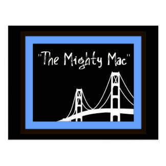 The Mighty Mac Postcard