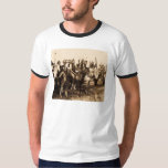 The Mighty Sioux Vintage Warriors T Shirt