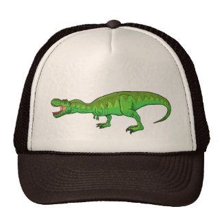 The Mighty T-Rex Roaring With Pride! Trucker Hat