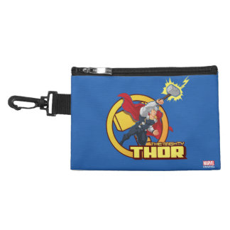 The Mighty Thor Character Graphic Accessory Bags