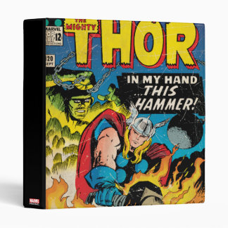 The Mighty Thor Comic #120 Binder
