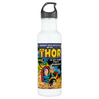 The Mighty Thor Comic #120 Stainless Steel Water Bottle