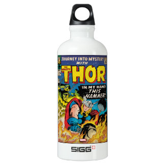 The Mighty Thor Comic #120 Water Bottle