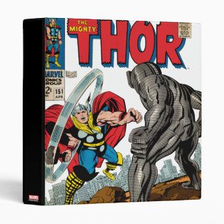 The Mighty Thor Comic #151 3 Ring Binder