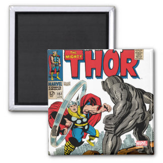 The Mighty Thor Comic #151 Magnet