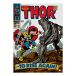 The Mighty Thor Comic #151 Poster