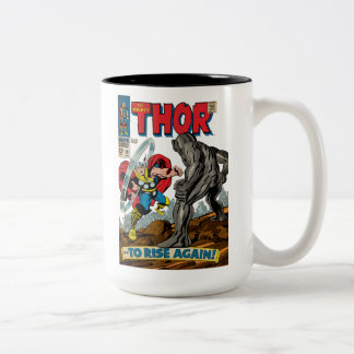 The Mighty Thor Comic #151 Two-Tone Coffee Mug