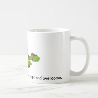 The Mighty Turtle Coffee Cup Limited Issue