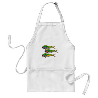 THE MIGRATION OF ADULT APRON